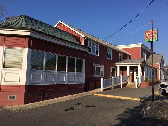 Staunton, VA: Mrs. Rowe's Restaurant
