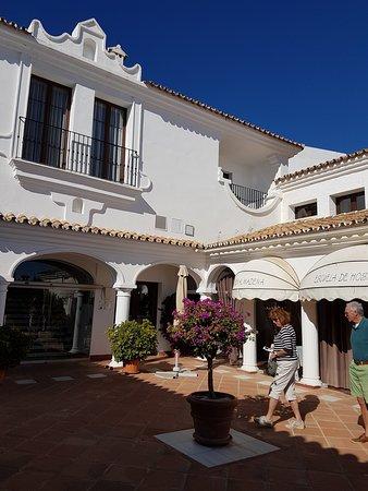 Hotel La Fonda Benalmadena Pueblo Spain
