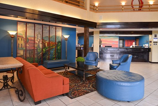 Hampton Inn Discovery Kingdom Napa Gateway: Lobby