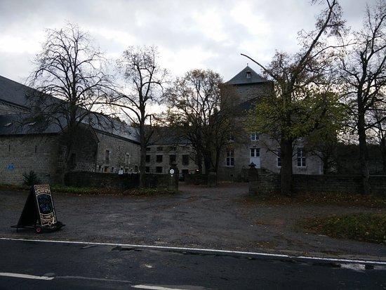 Chateau de Fisenne, B&B