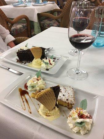 El Pescador: Mysig restaurang som ligger i hamnen trevlig personal och god mat till bra pris