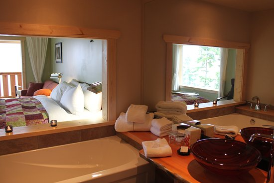 West Coast Wilderness Lodge : Ocean View Suite