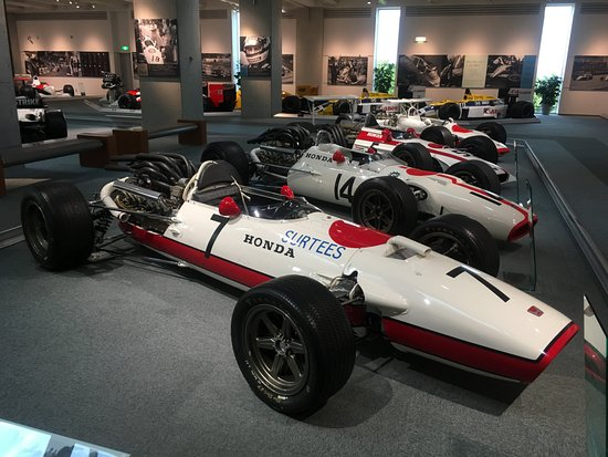 Really Cool Race Cars Here Too Picture Of Honda Collection Hall - Pictures of really cool cars