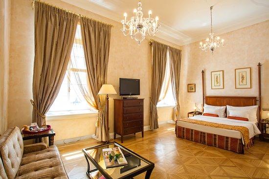Smetana Hotel : Superior Deluxe Room
