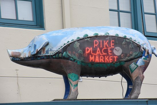 Totally Seattle Tours : Pike Place Market