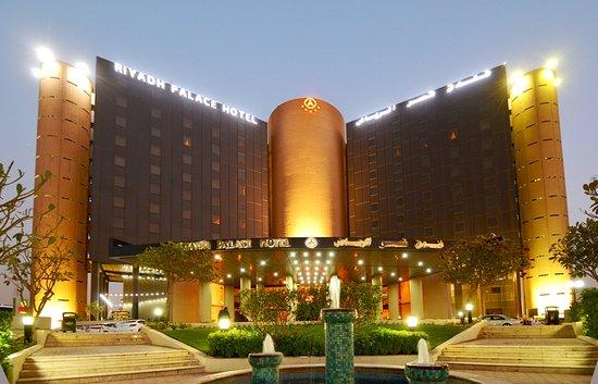 Riyadh Palace Hotel Front View Picture Of Crowne Plaza Riyadh Palace Riyadh Tripadvisor