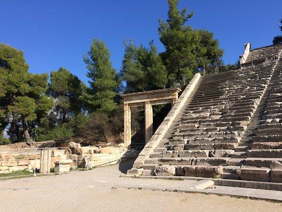 Epidavros Foto