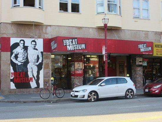 The Beat Museum San Francisco.