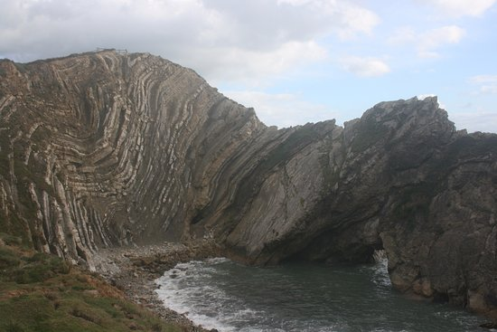 West Lulworth, UK: Stair Hole
