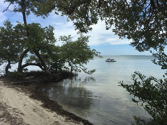 Summerland Key, Flórida: Shot from Picnic Island.