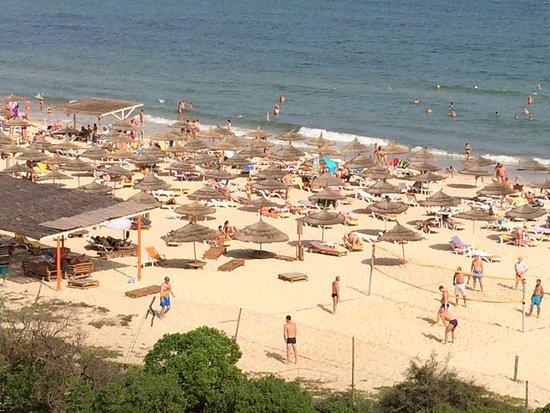 Marhaba Beach Hotel: Marhaba Beach Sousse tengerre néző szobából