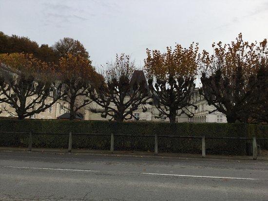 Villandry, Fransa: parking