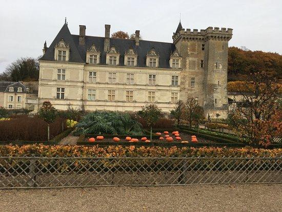 Villandry, France: potager