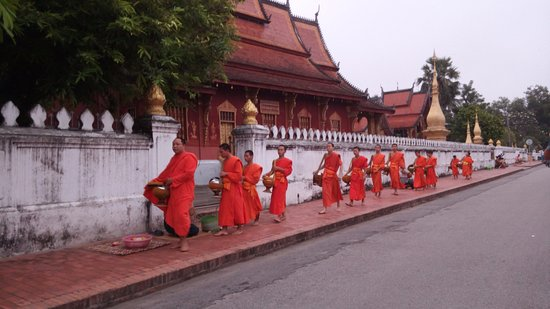 Laos Group Tours