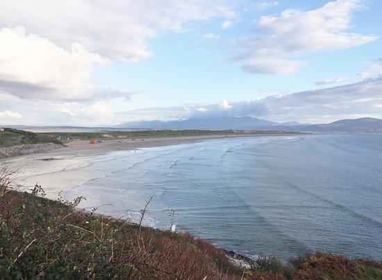 Inch, Irlandia: Beach