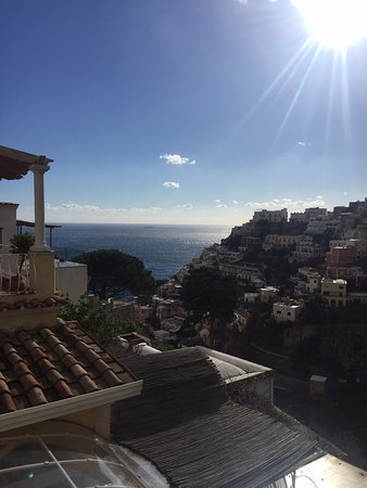 Villa Mary Suites: view from the terrace