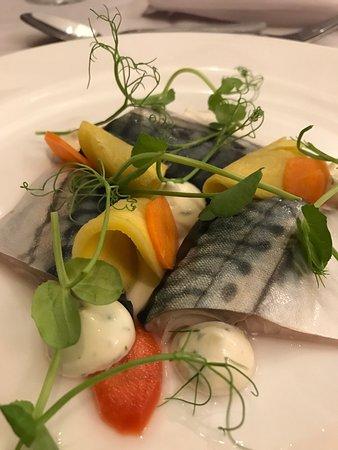 Langstone, UK: Hotel restaurant - Seasons