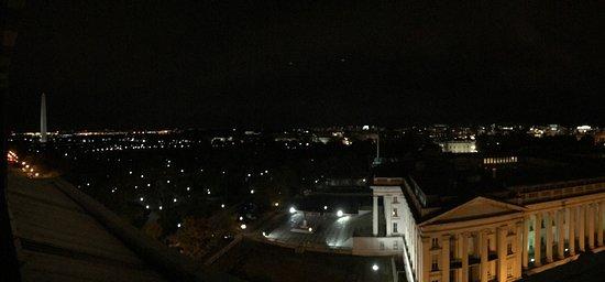 Casa Blanca y Washington Memorial