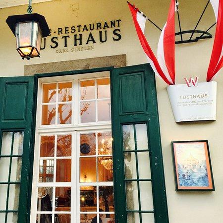 Lusthaus im Prater