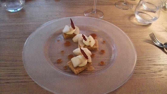Gennes, ฝรั่งเศส: Délice de poires