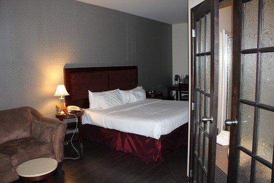 Hotel Universel Quebec Resmi