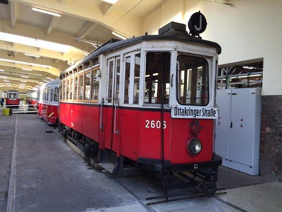 Wiener Strassenbahnmuseum (Street Car Museum)