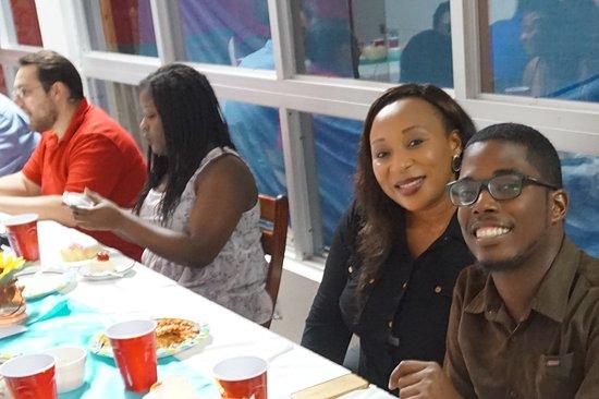 New Castle, Nevis: BLACK STUDENTS ASSN DINNER 14/11/16