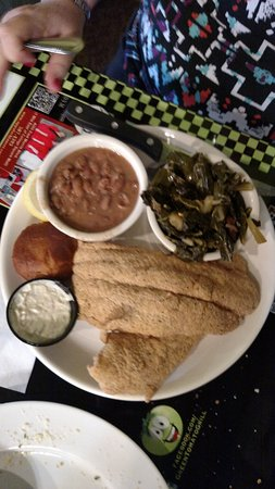 Mooresburg, TN: Catfish Fillets .......