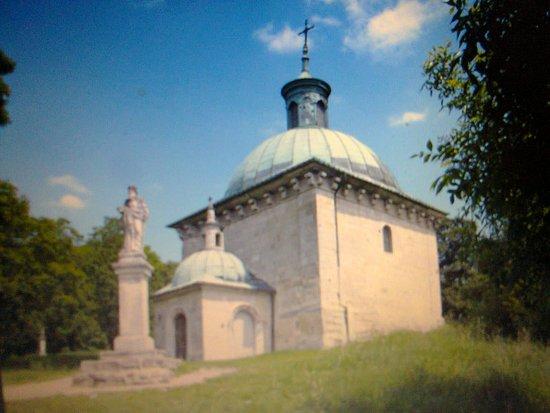Pinczow, Polen: Kaplica św.Anny
