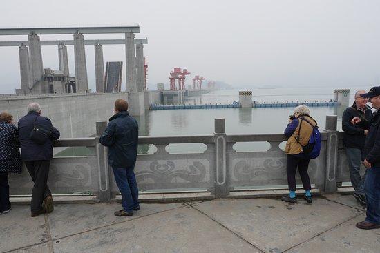 Yichang, Kina: Three Gorges Dam