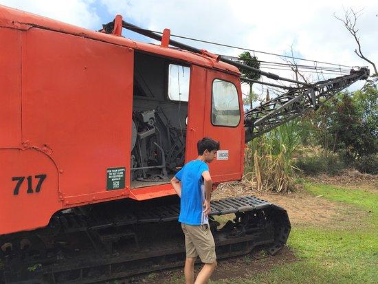 Puunene, Havai: Alexander & Baldwin Sugar Museum