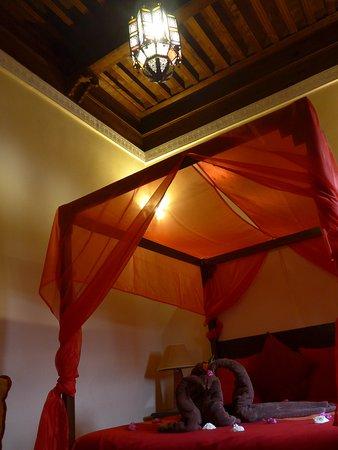 Riad Dar Dialkoum: Soraya room