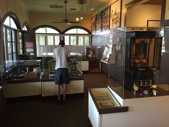 Puunene, Hawái: Alexander & Baldwin Sugar Museum