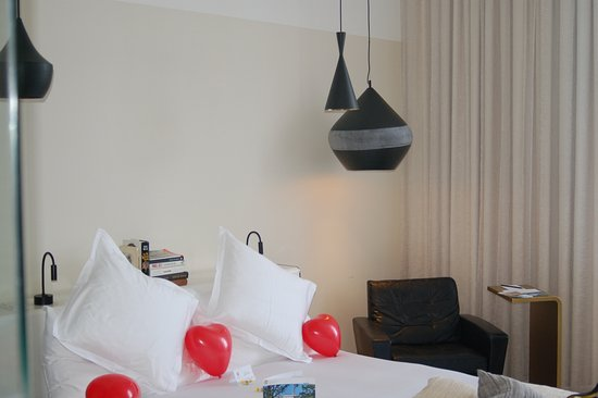 B2 Boutique Hotel + Spa: Room 107