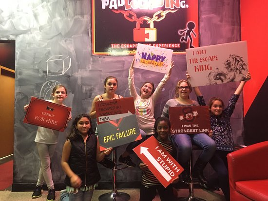 Escape Room Game Long Island