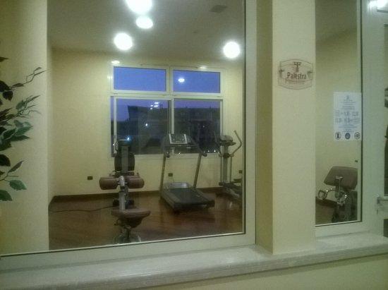 Hotel All'Alba: palestra