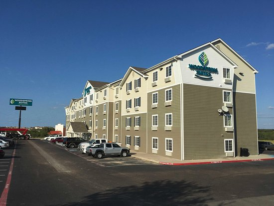 WoodSpring Suites Laredo