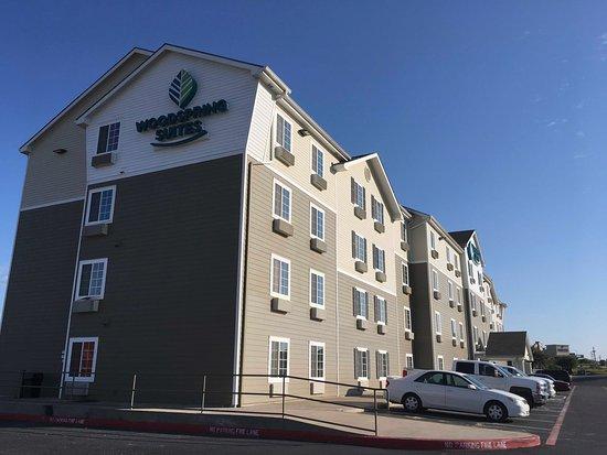WoodSpring Suites Laredo