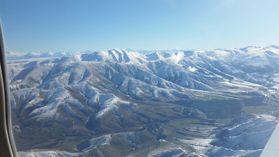 Timaru, Selandia Baru: Majestic Mountains