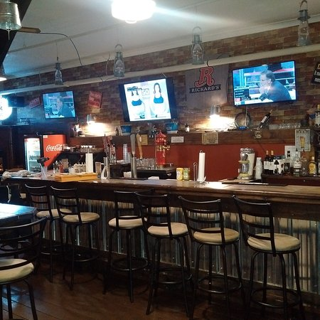 St. Stephen, Canada: Bar area