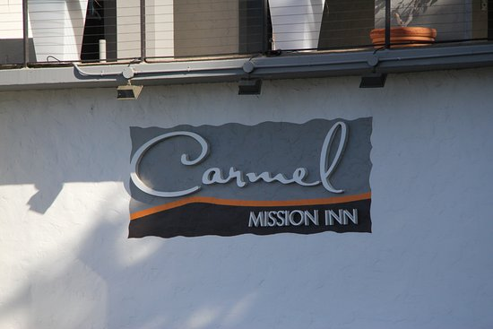 Carmel Mission Inn: Enjoyable stay