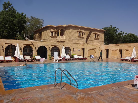 Gorbandh palace jaisalmer rajasthan hotel reviews - Jaisalmer hotels with swimming pool ...