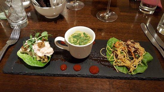 Cafe Merlot Enniskillen Menu