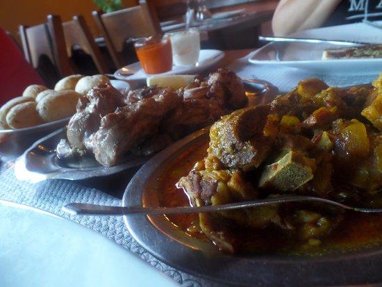 Puntagorda, Spain: Los segundos, correctos.
