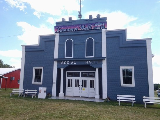 Madison, Dakota del Sur: Theatre where Lawrence Welk performed