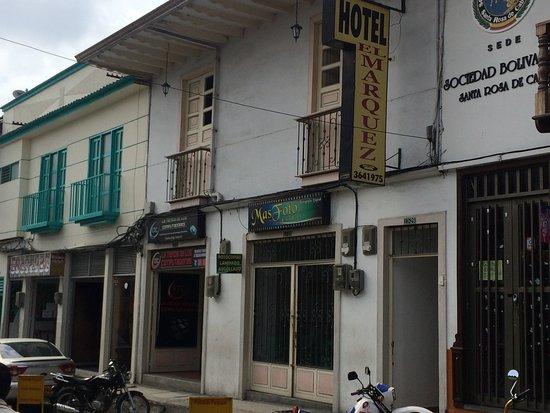 Hotel el Marquez Santa Rosa