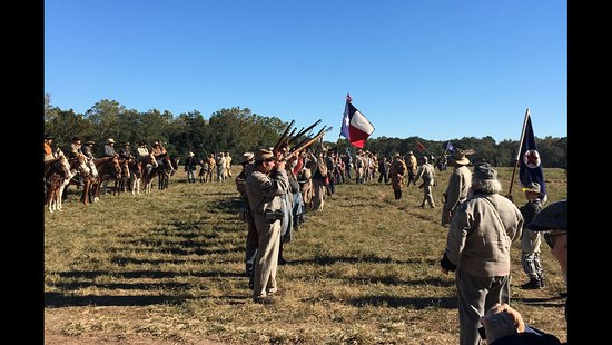 Hempstead, TX: Confederate soldiers