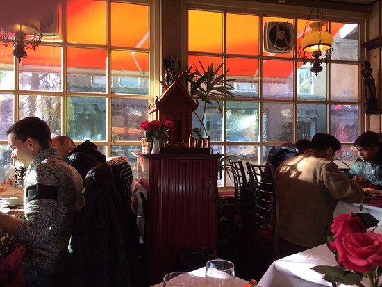 Sama Sebo: A pleasant dining room