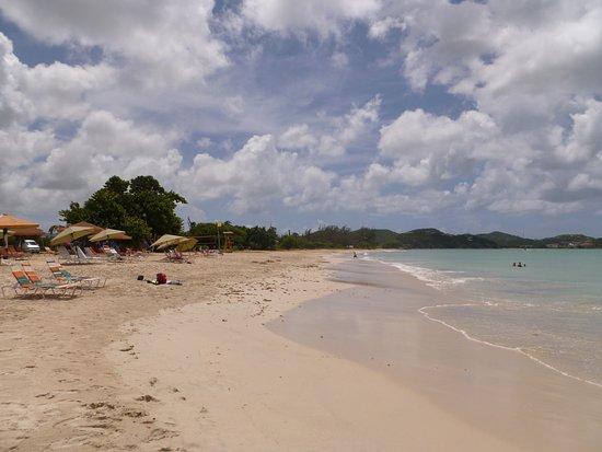 Fort Bay Beach Foto
