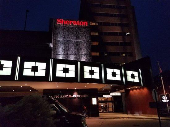 Sheraton Stamford Hotel